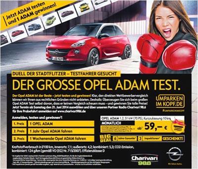Autohaus Kropf & Radio Charivari